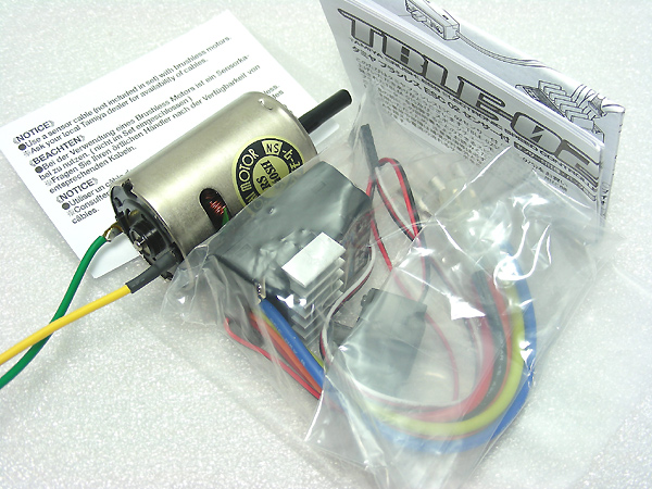 Tamiya 45057 Brushless Sensored Tble02s Esc Mabuchi